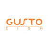 Gusto Sign