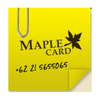 Maple Card
