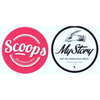 Scoops Gelateria dan My Story Cafe and Bistro